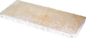 CAP STONE/WHITE GOLD