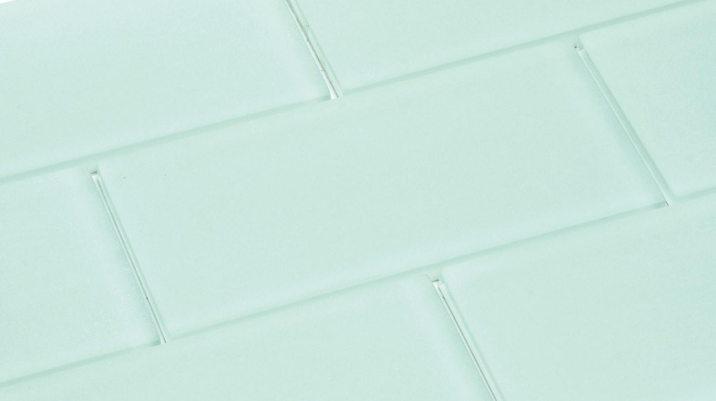 Glass Blue/Silk